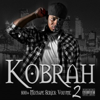 Kobrah 800+ Mixtape Series: Vol.2