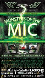 monsters of the mic