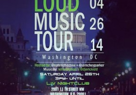 [ Event ] Loud Music Tour Ft Urban Cartel