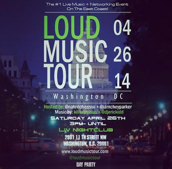 UrbanCartel Loud Music Tour Brainofbmw