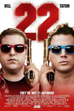 22 Jump Street Poster Brainofbmw Review
