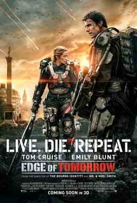 Edge of Tomorrow Brainofbmw Review