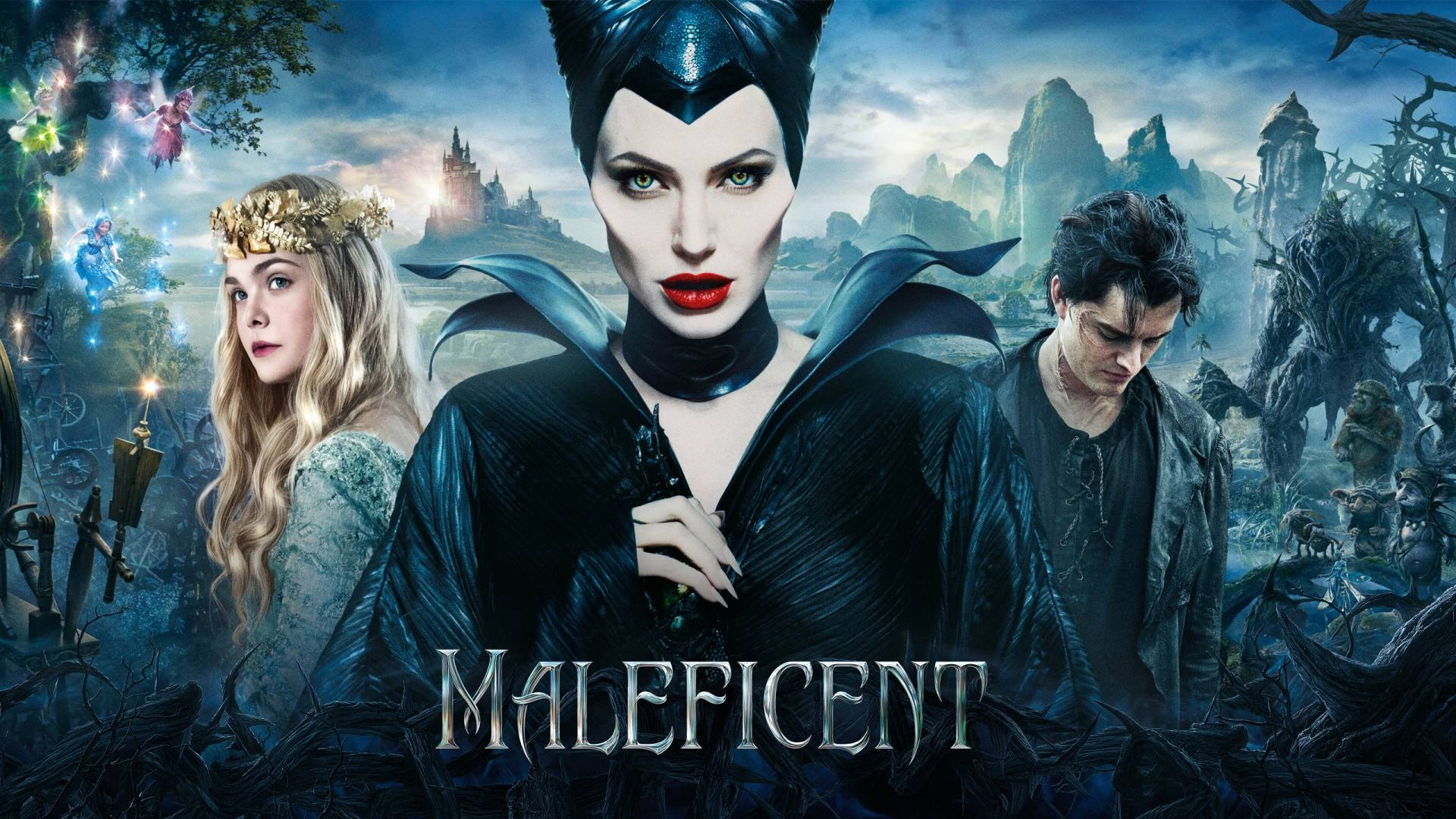 Maleficent Brainofbmw Film Review