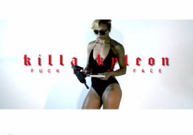"[ Video ] Killa Kyleon ""F**k Out My Face"""