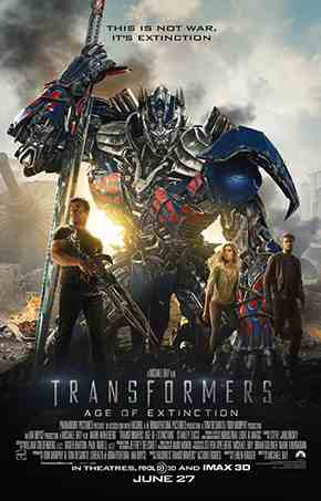 Transformers Film Review