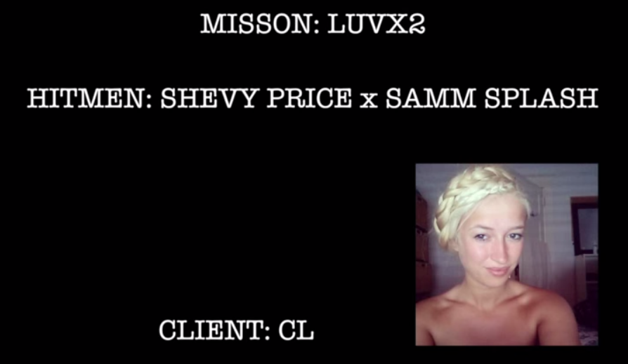 Shevy Price Brainofbmw Music Video