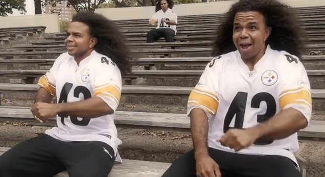 Troy Polamalu Steelers Brainofbmw Music Video