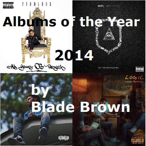 albums of the year 2014 Brainofbmw