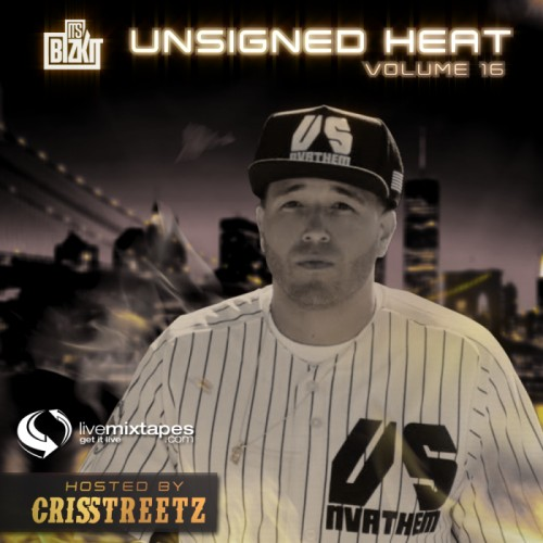 """Unsigned Heat 16"" Brainofbmw ItsBizit Mixtape"