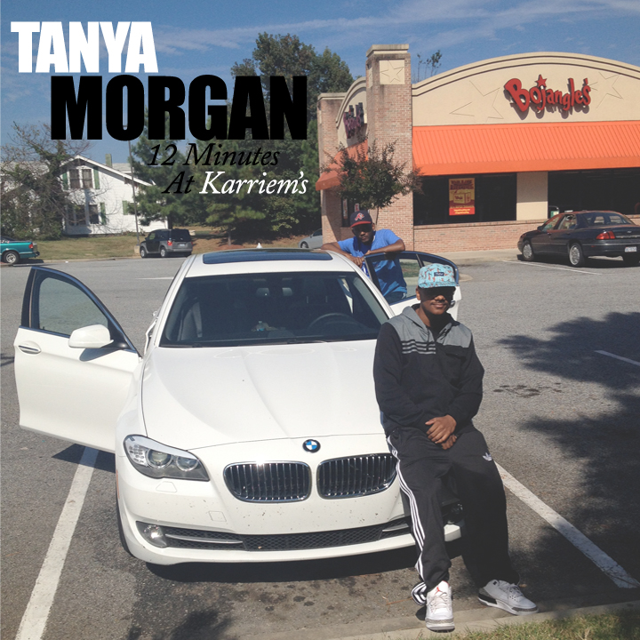 Tanya Morgan Brainofbmw EP Music