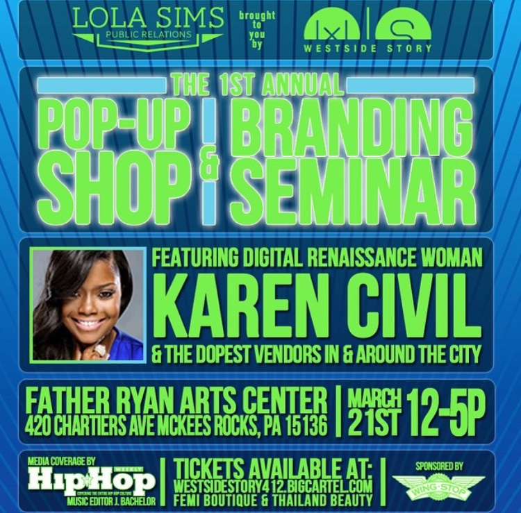 Karen Civil Pittsburgh Event