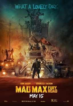 Mad Max Fury Road Brainofbmw Film