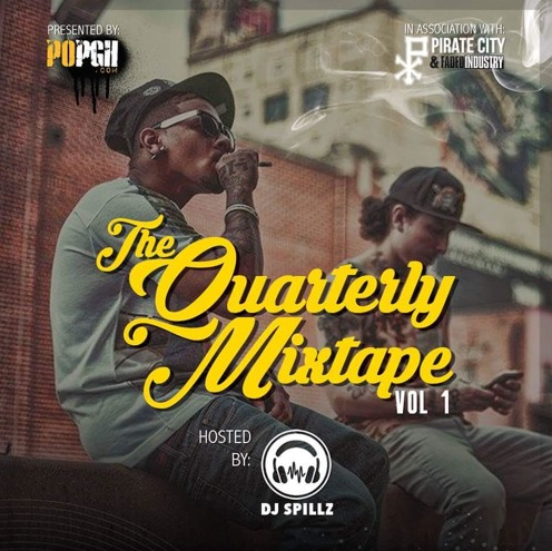 The Quarterly Mixtape Brainofbmw Music