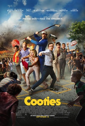 Cooties Movie Review Blade Brown