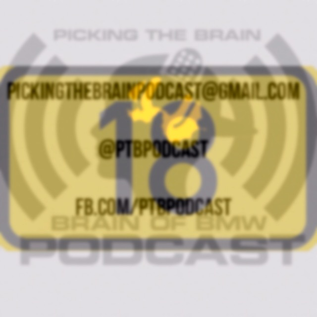 picking the brain podcast