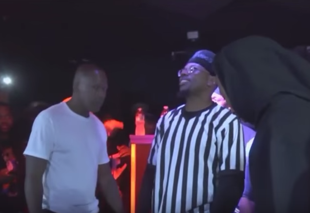 keith murray vs fredro starr