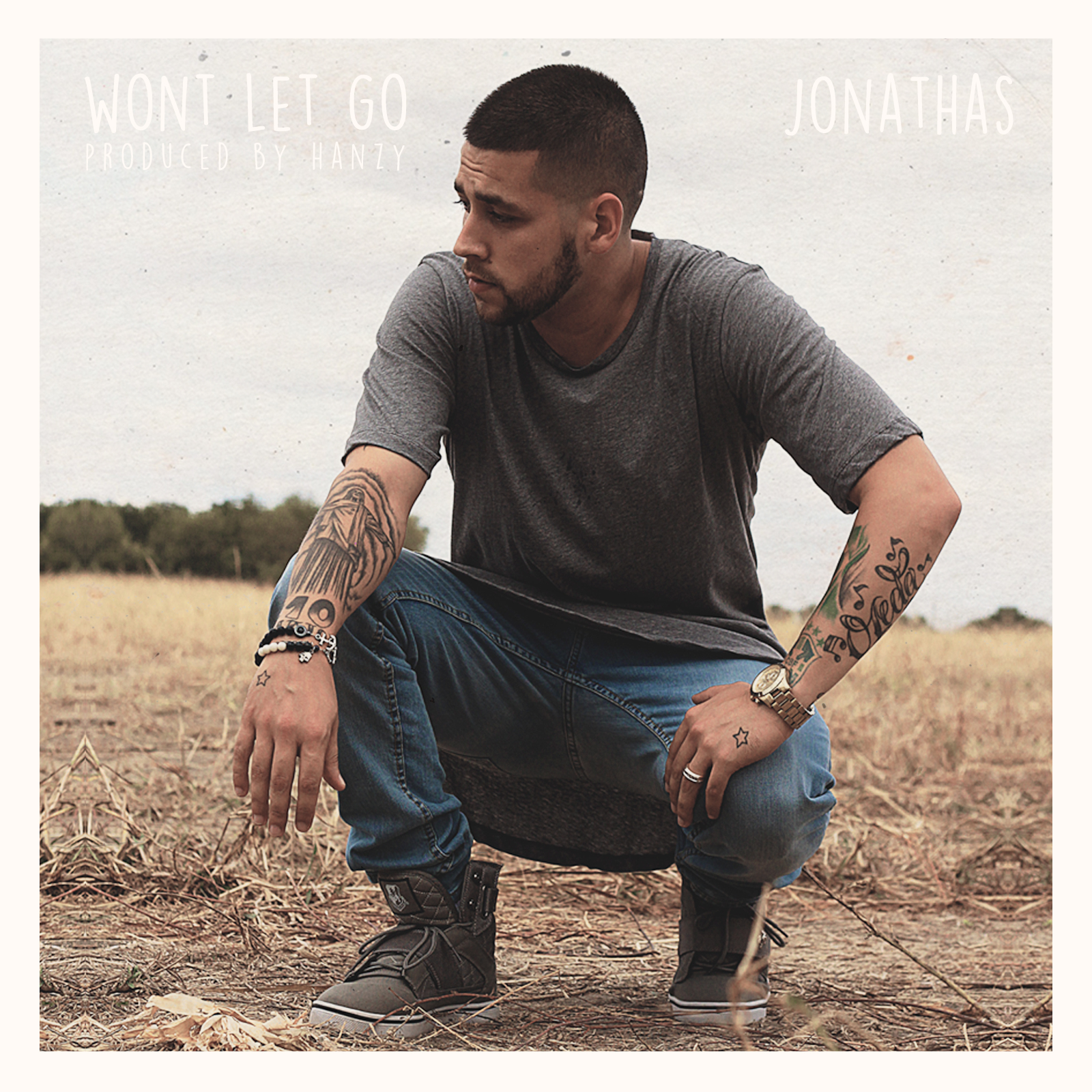 Jonathas - 'Won't Let Go' Prod. by Hanzy
