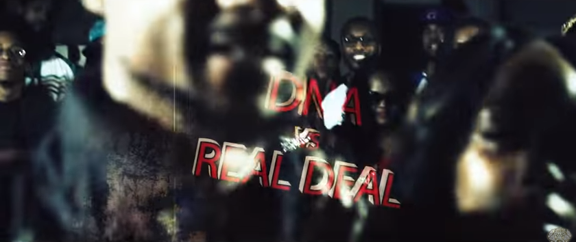 Real Deal vs DNA Rap Battle