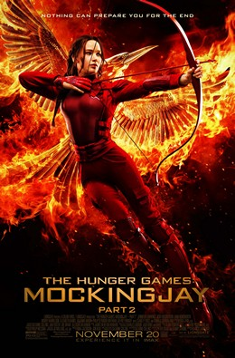 """The Hunger Games: Mockingjay Part 2"" by blade brown"