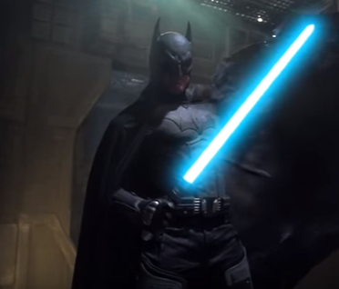 batman vs darth vader