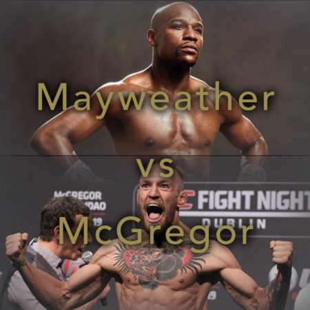 fight poll mayweather vs mcgregor