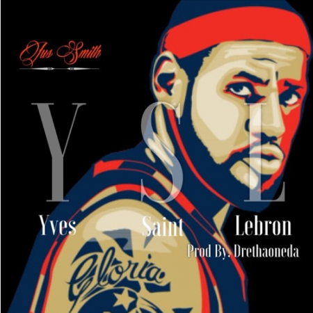Jus Smith Yves Saint Lebron