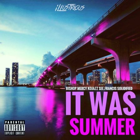 "iLLustrious Music Group - ""It Was Summer"" LP"