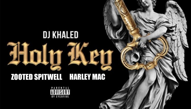 Zooted Spitwell Ft. Harley Mac - Holy Key (Freestyle)