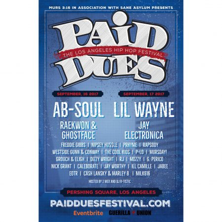 paid dues fest 2017 brainofbmw