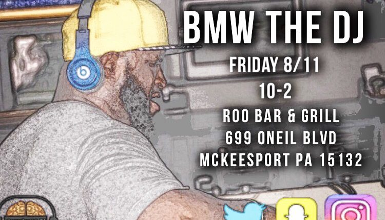 bmw the dj roo bar